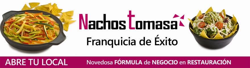 Nachos Tomasa | Franquicia Fast Food