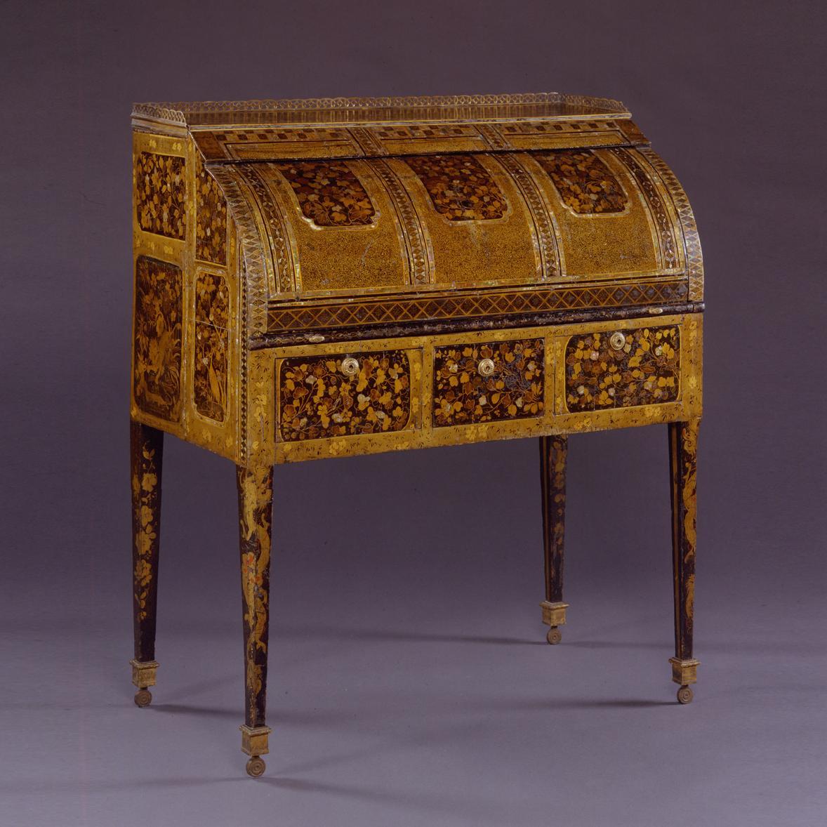 Historia del mueble y de la decoraci n interiorista 17 for 13 bureau ims llc