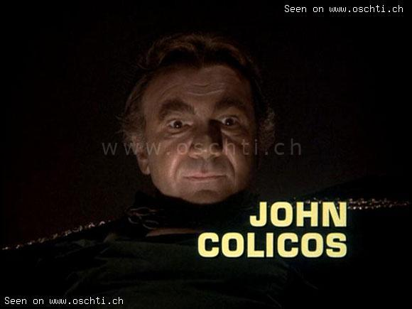 john colicos klingon