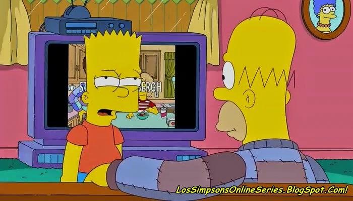 Homero, el padre