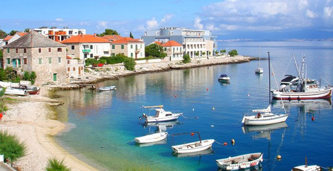 Croatia - a paradise for tourists