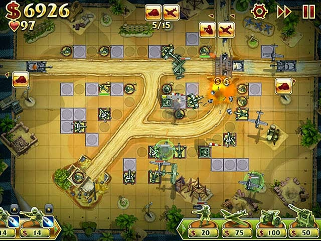 Toys Defense 2 Download