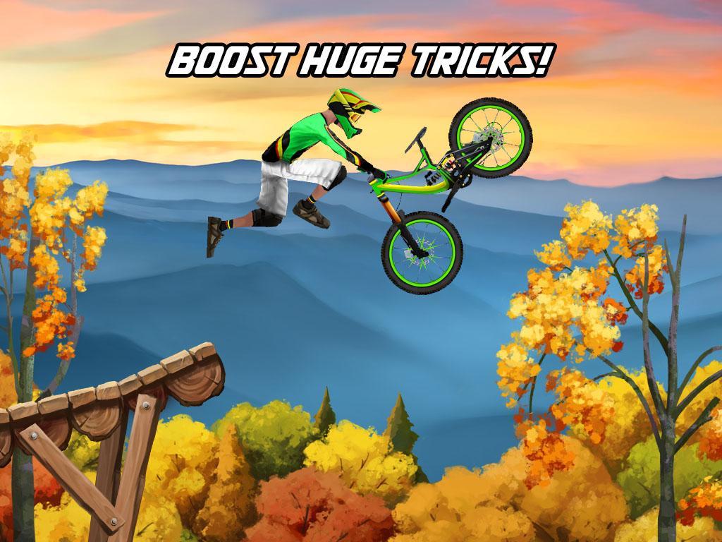Download Game Balap Sepeda BIKE MAYHEM full APK Terbaru