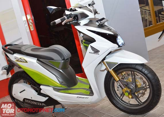 Top modifikasi motor beat fi