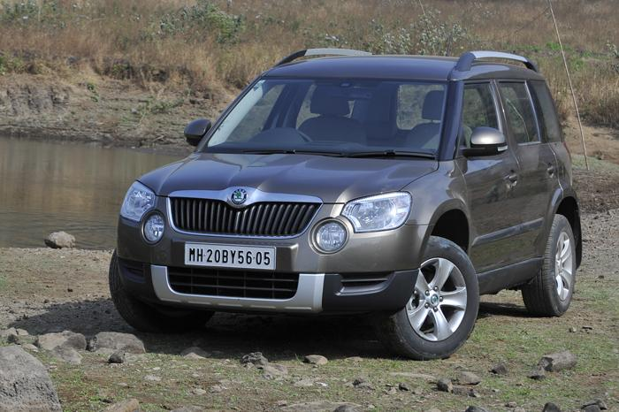 first drive skoda yeti 4x2 review test drive automotive todays. Black Bedroom Furniture Sets. Home Design Ideas