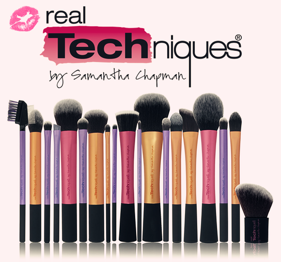 Real techniques coupon code