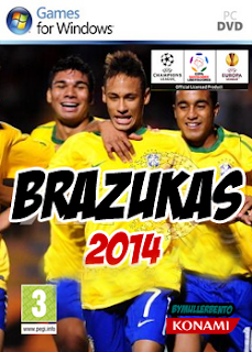 games Download   Patch Brazukas 2014 v.3.6 FULL   Pes 2011   PC