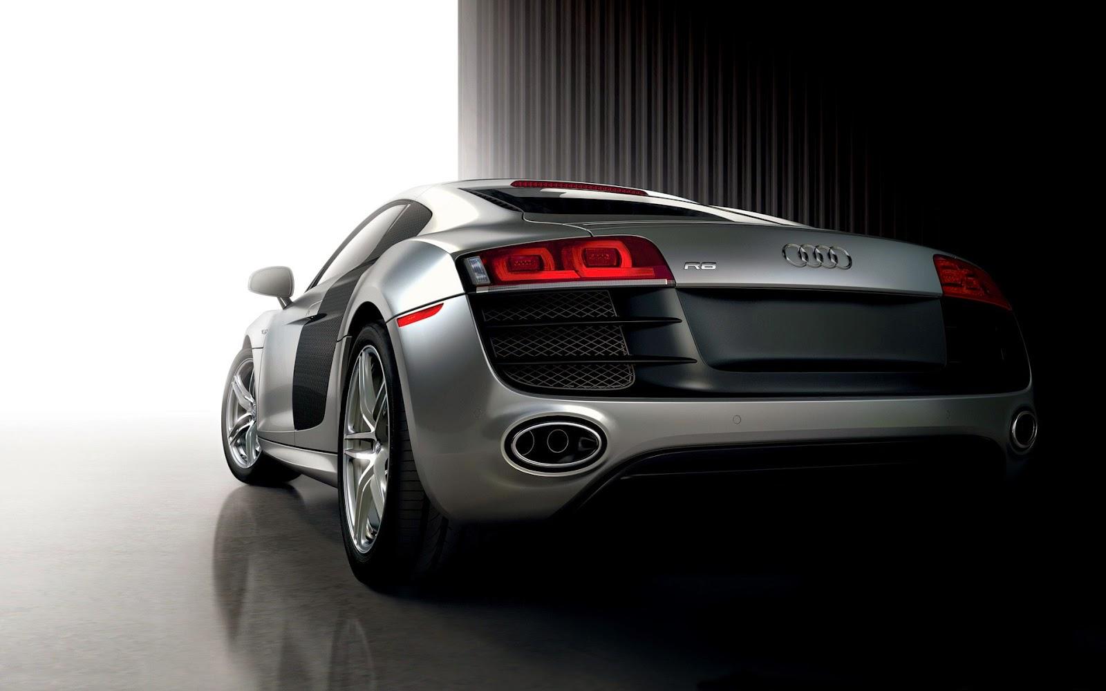 Foto Mobil Sport Mewah Audi R8