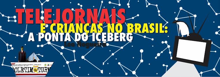 Telejornais e crianças no Brasil