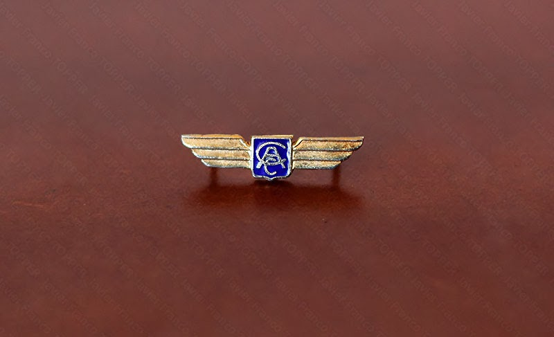 Broches o 'pin' de aviación - Aeroclub de Colombia