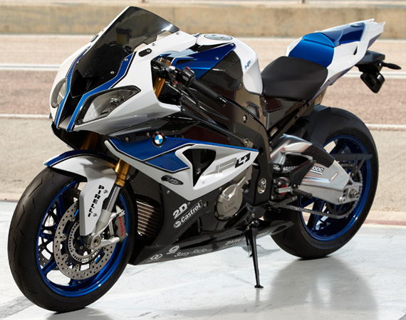 2013 BMW HP4 MOTORCYCLE
