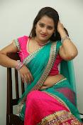 Anusha half saree photos gallery-thumbnail-19