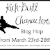 Kick-Butt Characters Giveaway Hop International