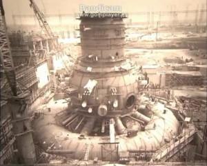 Enceinte interne de Fukushima Dai Ichi