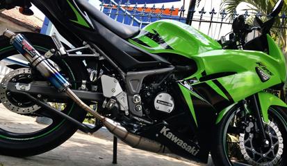 Tips dan Cara Atasi Gas Nyangkut Pada Kawasaki Ninja 150 RR