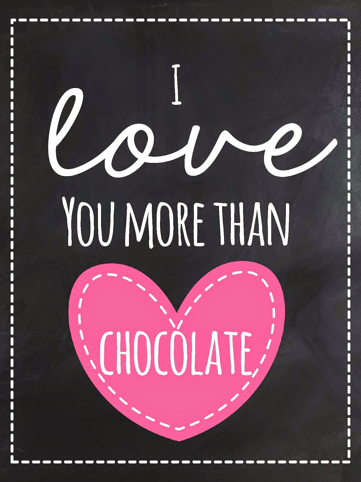 sweet blessings  valentine u0026 39 s sweetie printables day 12  i love you more than