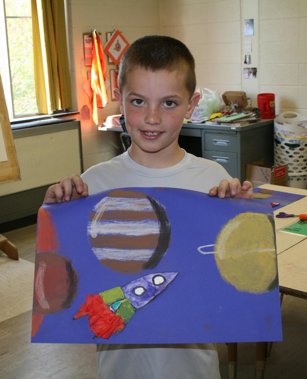 3rd grade solar system webquest