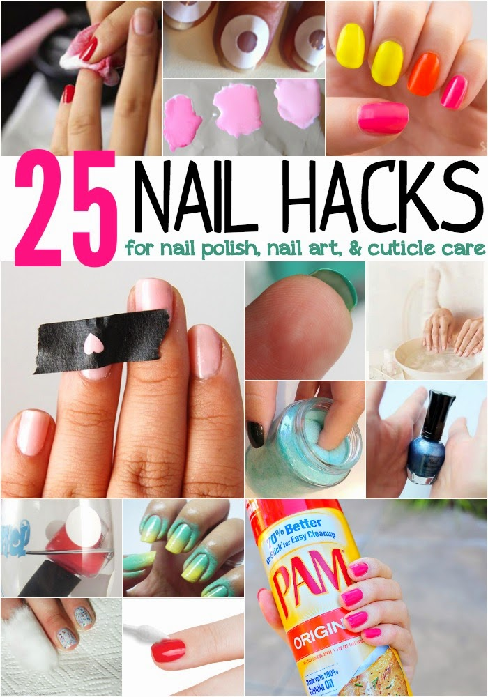 http://totallythebomb.com/25-nail-hacks-nail-polish-nail-art-cuticle-care