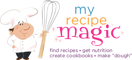 More Recipes On My Recipe Magic