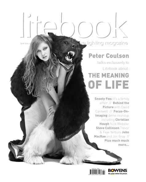 Litebook Bear Cover