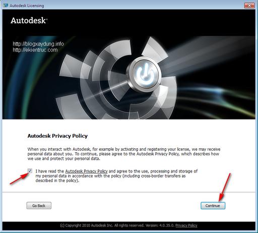 AutoCAD 2012 Setup Step 7