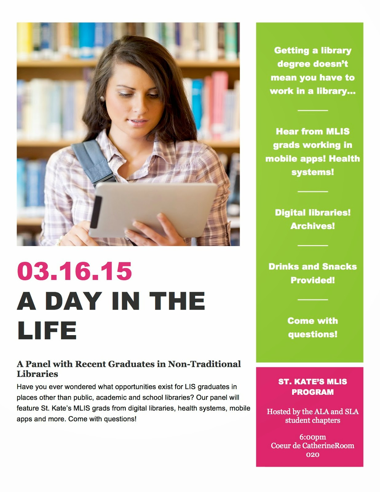 Poster for A Day in the Life
