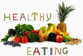 healthy living and diet