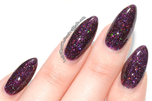 Arcane The Power The Passion nail polish swatch