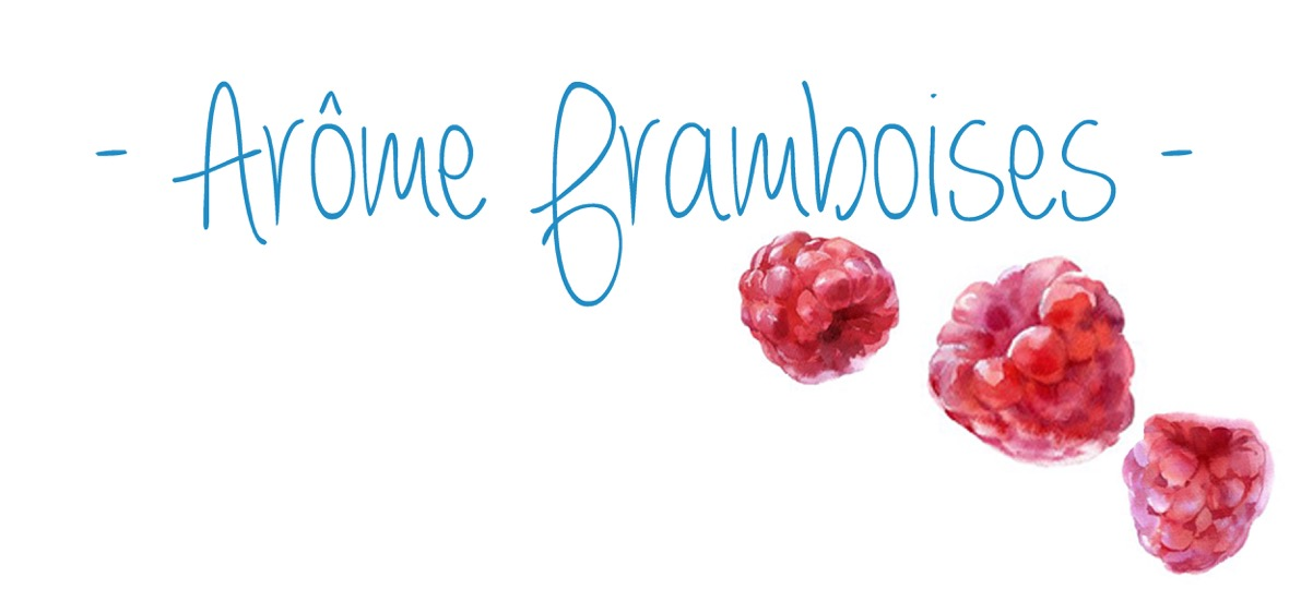 Arôme Framboises