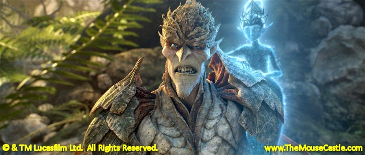 The Bog King in Strange Magic