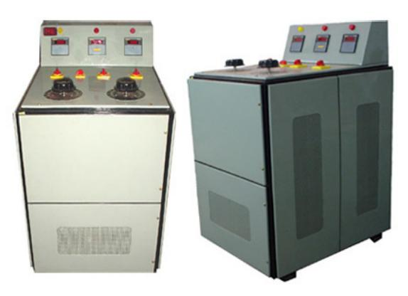 High Voltage Phase Tester : Kva inductive load single three phase power supply