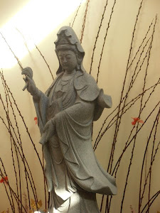 detail from Hsi Lai Buddhist Temple, Hacienda Heights
