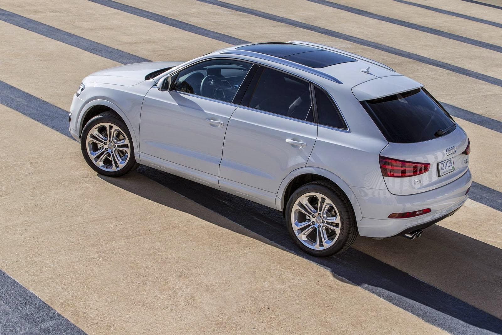 Audi Q3 2015 facelift