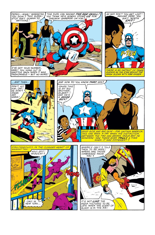 Captain America (1968) Issue #267 #182 - English 10