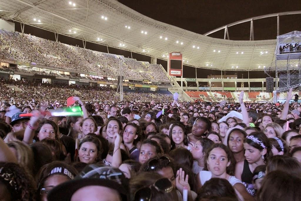 Justin Bieber concert tour dates 2011