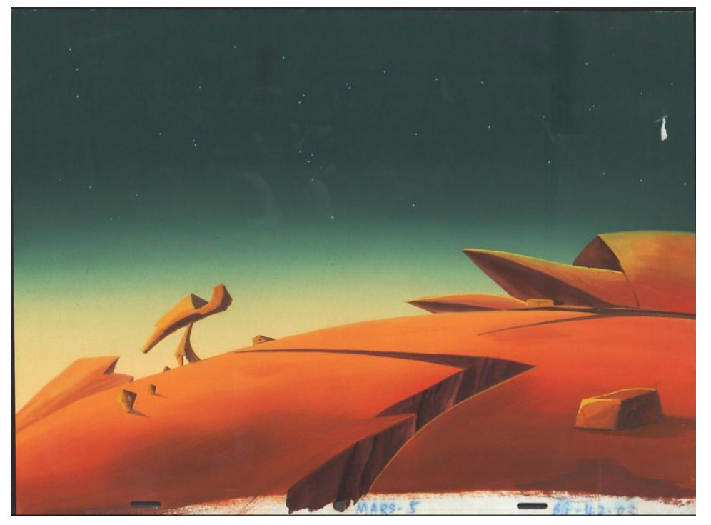 brave little toaster goes to mars screenshots - photo #5