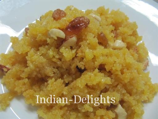 Moong Dal Halva recipe