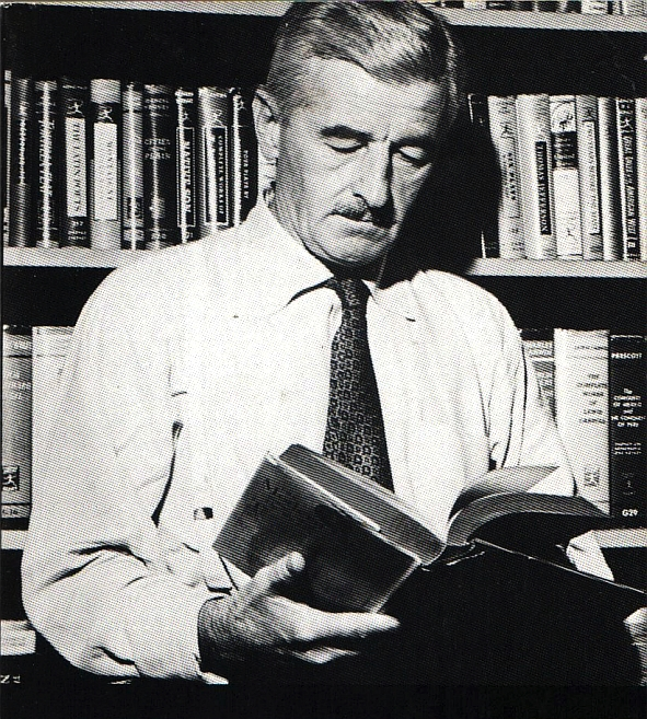 william faulkner 2 essay William faulkner's 'as i lay dying' is a dark comedy detailing the difficult journey taken by addie's huge family to fulfil her dying wish which was to bury her in a.