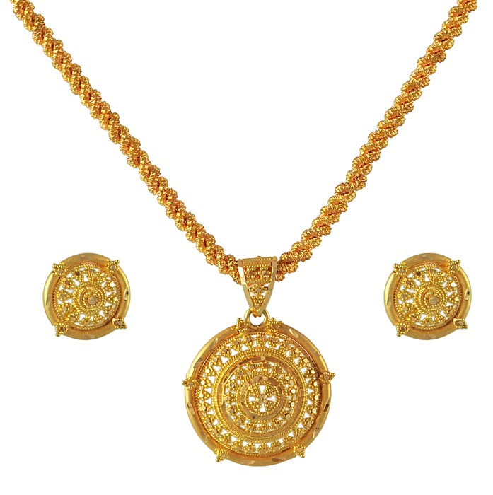 22k gold jewellery Jewellery in Blog