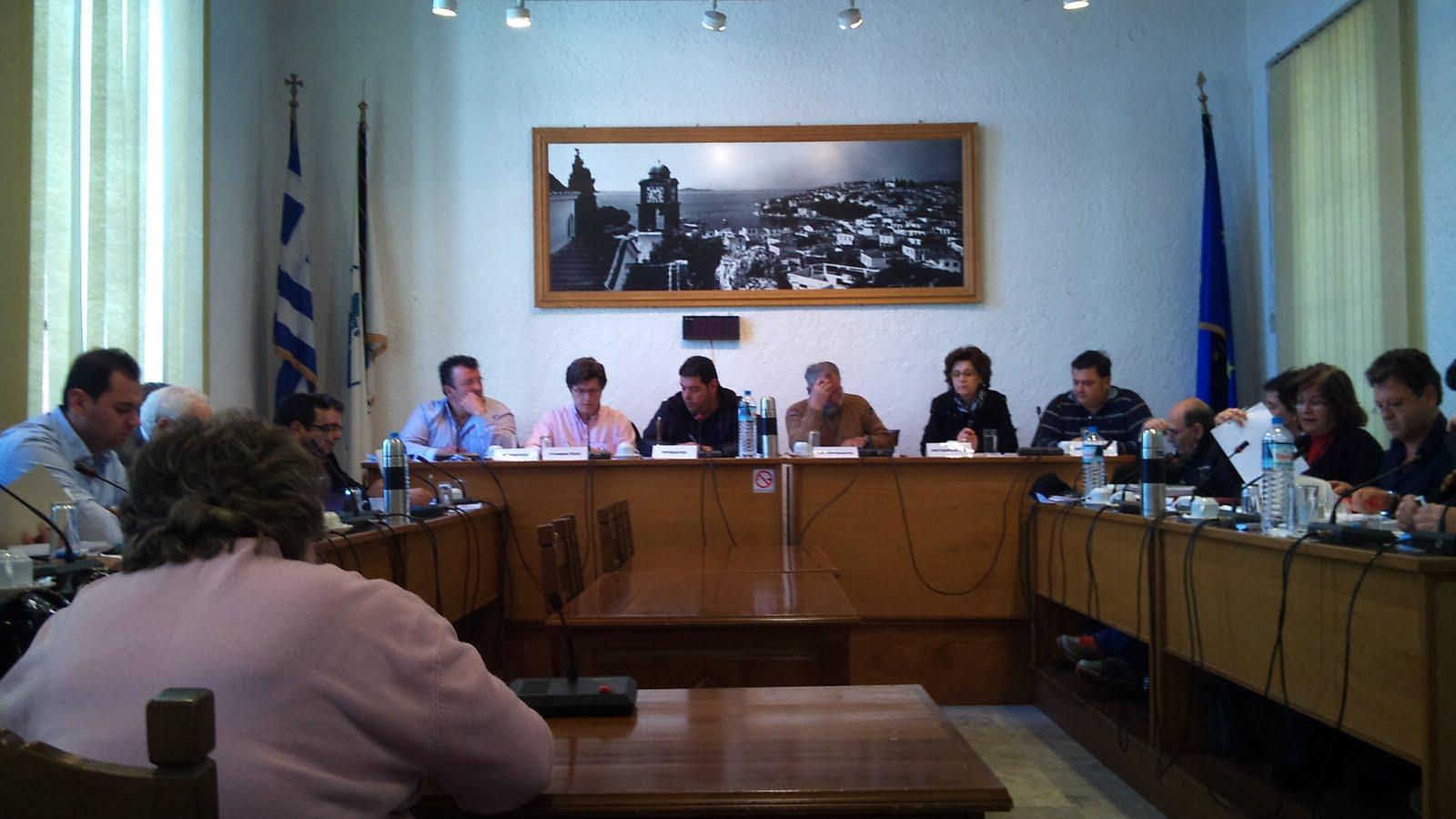 Αποτέλεσμα εικόνας για δημοτικο συμβούλιο σκιαθου πλωμαριτης