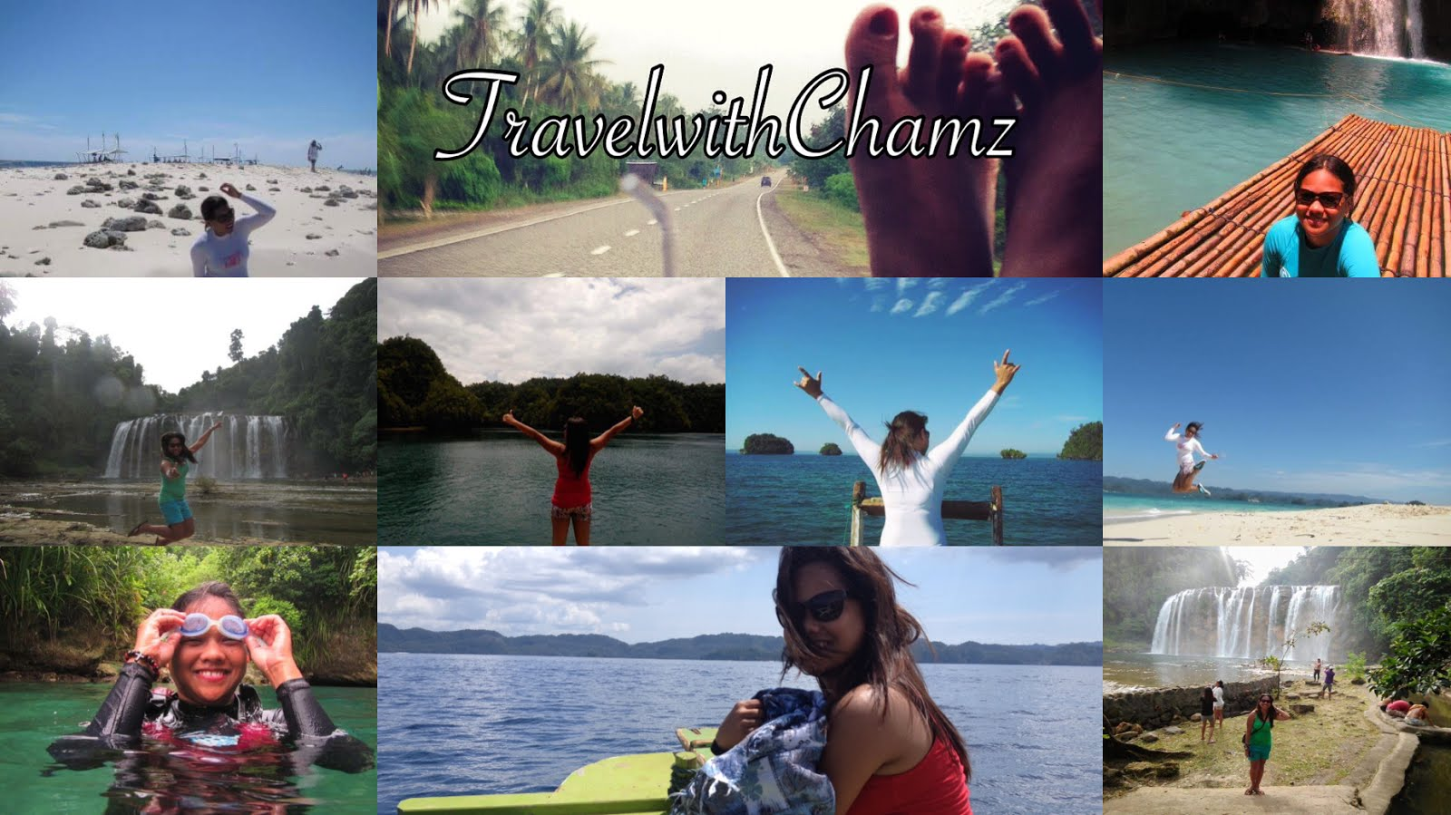 Travel with Chamz