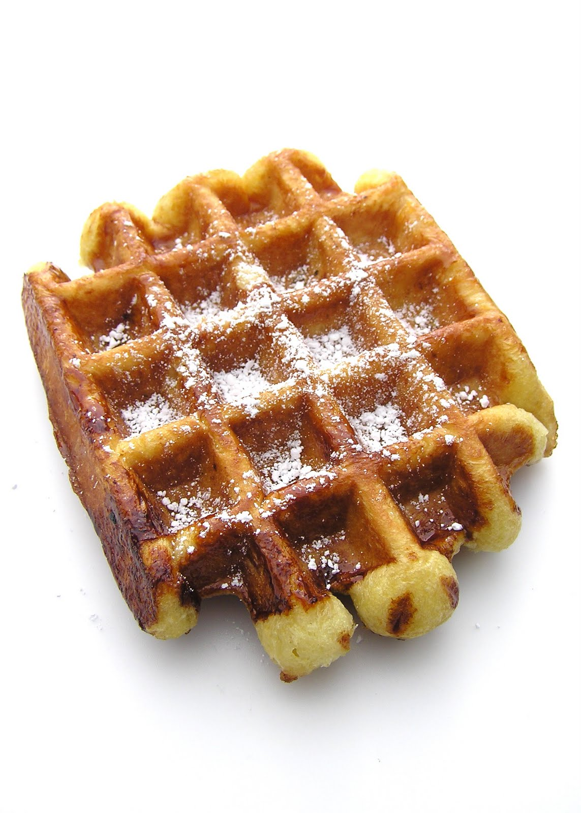... about cakes, cookies, confectionery, and culture.: Liège Waffle