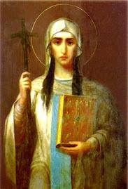 Sfanta Nina praznuita de Biserica Ortodoxa pe 14 ianuarie