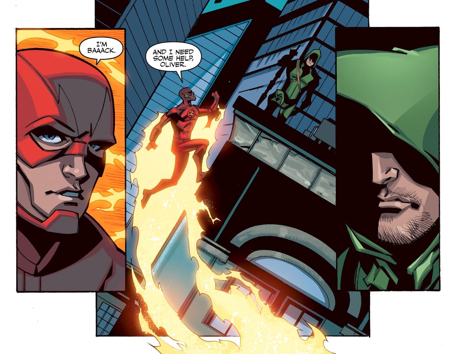 The Flash: Season Zero [I] Issue #15 #15 - English 9