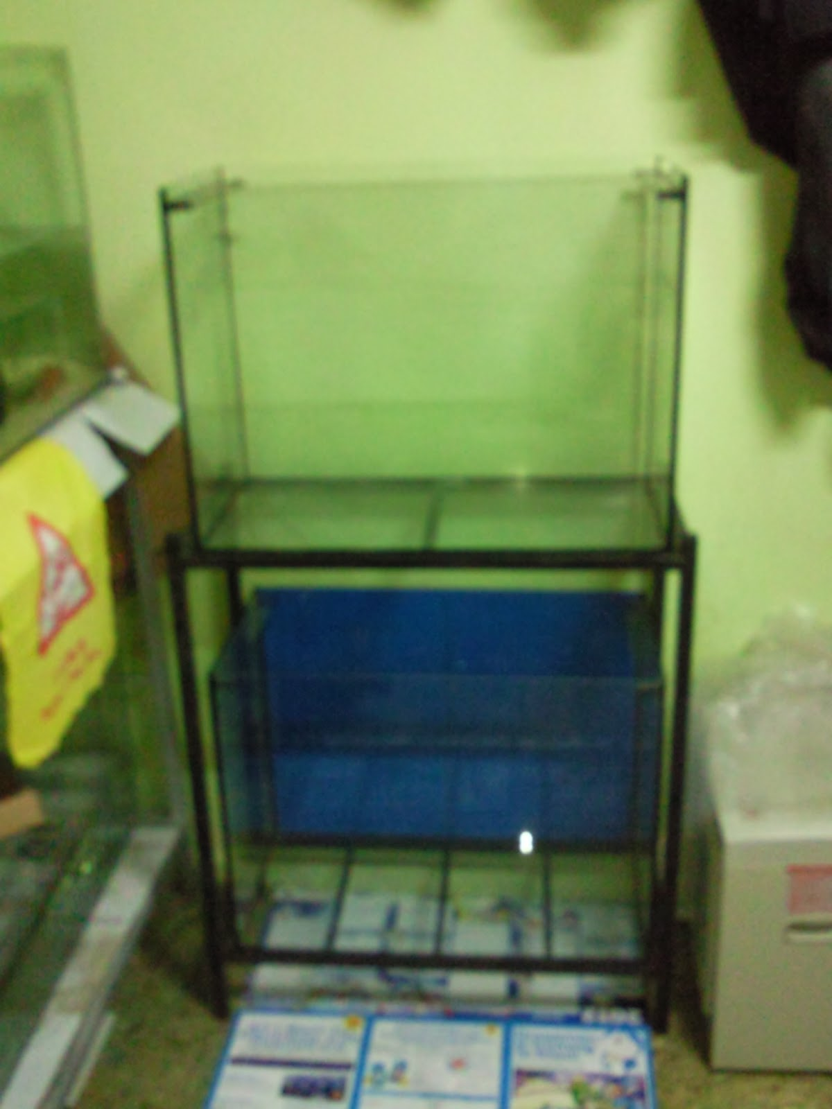 Tropical fisher man fish tanks and aquarium crs january 2014 for Used fish tanks for sale many sizes