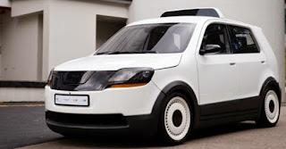 EVA, Mobil Listrik Canggih ini Jadi Taksi Di Singapura