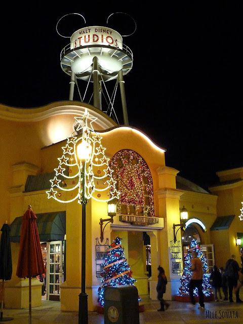 Disney Studio.