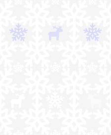 zimowe tło na bloga szaro - niebieskie