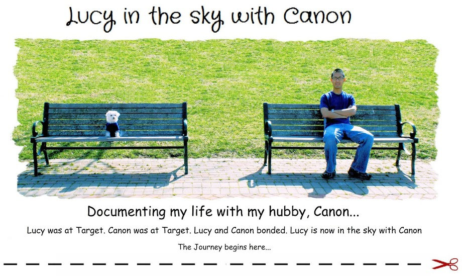 Lucy in the sky with Canon