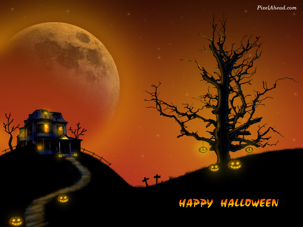 free games wallpapers happy halloween wallpapers free